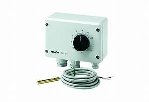 Elektronisches Thermostat Mit Fernfühler : maico thermostat th 10 mit fernf hler 10 a elektromax24 ~ Eleganceandgraceweddings.com Haus und Dekorationen