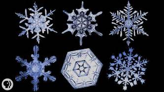 the science of snowflakes youtube