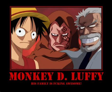 Luffy Meme - luffy and his family by newsuperdannyzx on deviantart