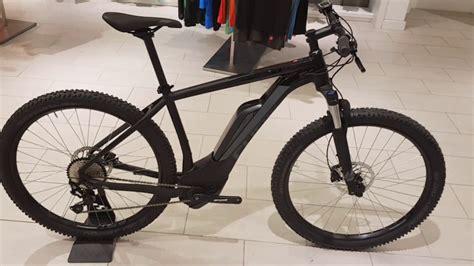 cube e mountainbike 2018 cube reaction hybrid pro 500 bosch e bike black 180 n 180 grey modell 2018