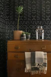 tribal black bathroom kohler ideas