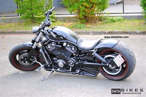 2012 Harley Davidson Night-rod 280s Arride Black