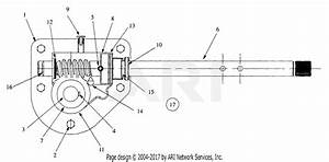 Mtd 31ae762f013  1999  Parts Diagram For Gear Assembly