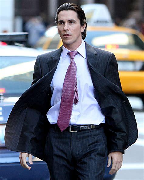Cele Bitchy Christian Bale Says Never Batman