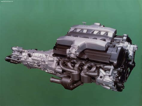 Martin V12 Engine by Aston Martin V12 Vanquish 2001 Picture 27 1600x1200