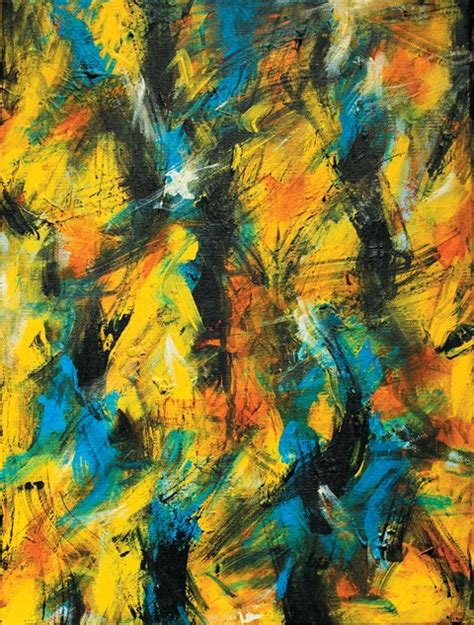 unique paintings  abstract art   malaysian artist