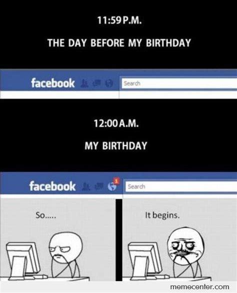Birthday Meme So It Begins - so it begins by ben meme center