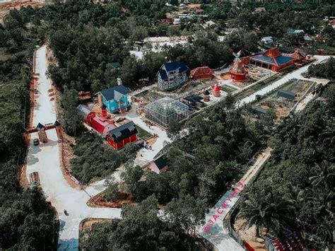 asia farm wisata pekanbaru hay day  dunia nyata