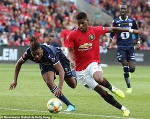 Man United news: Marcus Rashford wants to be the 'ultimate ...