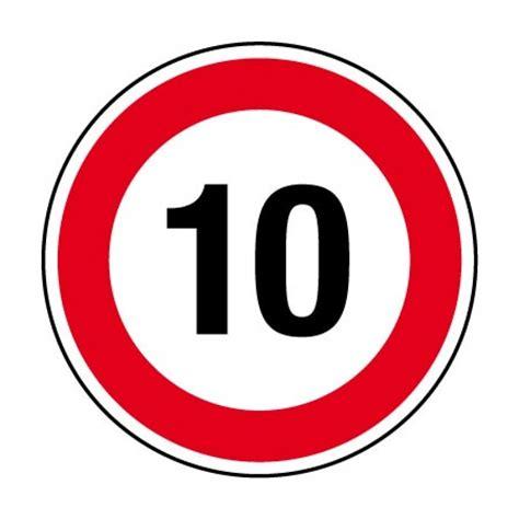 bureau plexi cr60 panneau vitesse limitée à 10 panneau interdiction