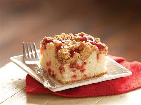 strawberry coffee cake  peanut butter streusel recipe