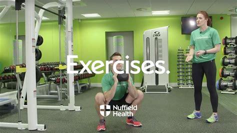 kettlebell swing squat flip health perform