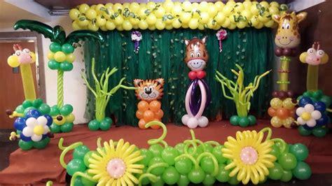 jungle theme baby shower  fun  wild baby shower