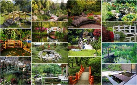 20 wonderful garden bridge ideas that will amaze you