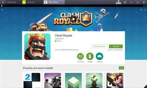 telecharger jeu île clash royal pc