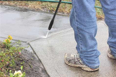 tips on cleaning concrete stains lift up concrete