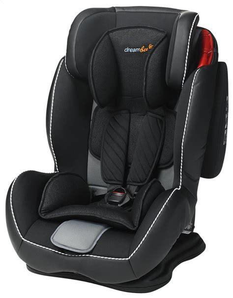 siege auto om dreambee autostoel essentials groep 1 2 3 zwart dreambaby