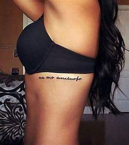 Idée De Tatouage Femme : tatouage femme sur les cotes id es de tatouages et piercings ~ Melissatoandfro.com Idées de Décoration