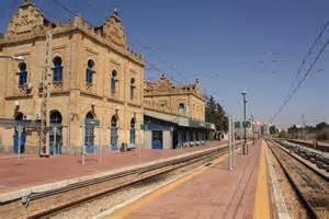 Spain Railway Stations
