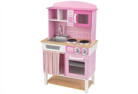 cuisine jouer cuisine enfant en bois cuisinière avec four everearth