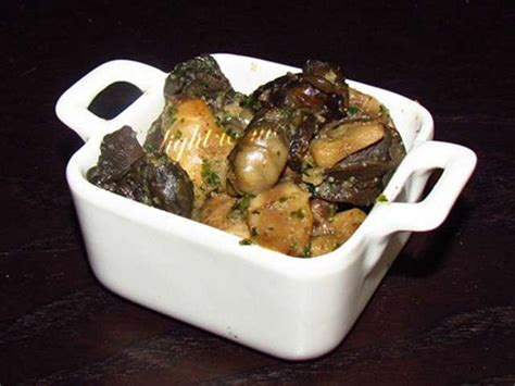 cuisiner les escargots de bourgogne les meilleures recettes d 39 escargots et bourgogne