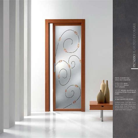 porte scorrevoli legno e vetro porte interne in legno in vetro scorrevoli a