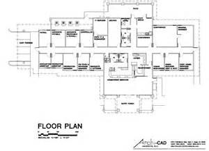 Building Plans New Admin Building Project