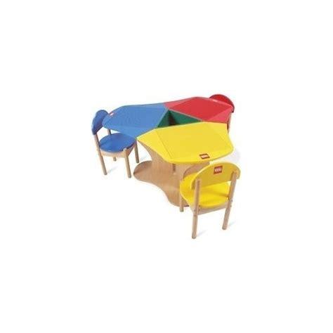 play table lego 3 hardwood chair preschool children 562 | 2(1)