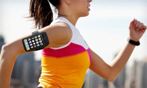 iphone running 12 for iphone or ipod touch running armband groupon
