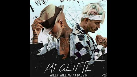Audio- J. Balvin, Willy William