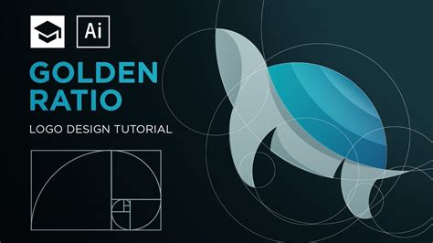 How To Design A Logo With Golden Ratio  Adobe Illustrator