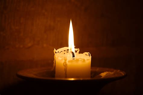 Mit Kerzen by Kerzen Pflegen 8 Tipps Haushaltstipps Net