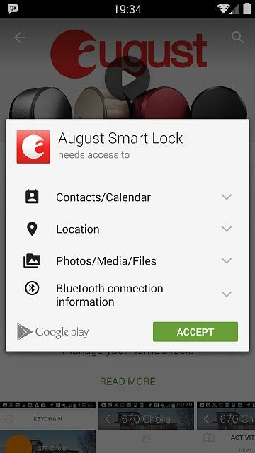 Can someone help me install August Smart Lock Android .apk