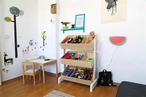 Wie Lange Gitterbett : ein kleines kinderzimmer make over littleyears ~ Markanthonyermac.com Haus und Dekorationen