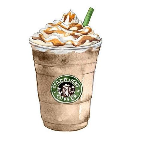 Starbucks coffee cup backgroundtransparent png image & clipart. starbucks, draw, and coffee image   Starbucks art, Starbucks illustration, Starbucks drawing