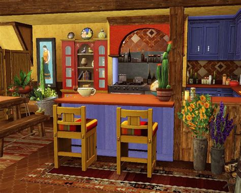 Mexikanische Kuche by Traditional Mexican Kitchen Its A Beautiful And Colorful