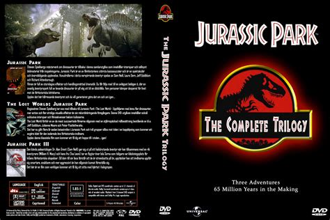 jurassic park cover movie front covers covers box sk jurassic park