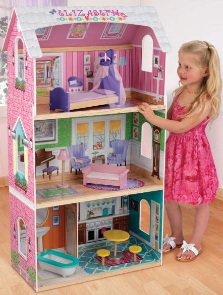 kidkraft dollhouse toddler bed kidkraft my own dollhouse reviews productreview au