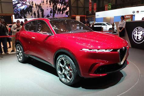 New Alfa Romeo Tonale Suv Steals The Show At Geneva