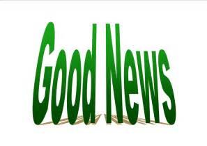 """Gospel Means """"good News""""  Glorify And Enjoy"""