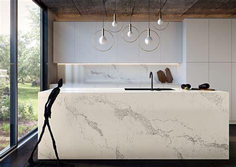 kitchen island countertop ideas caesarstone s ultra statuario maximus 5031