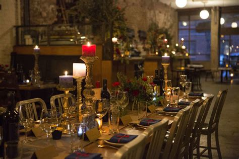 romantic restaurants  nyc compass twine