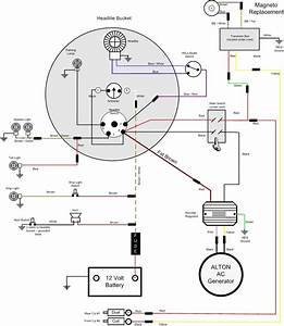 6 Best Images Of Motorcycle Ignition Switch Wiring Diagram