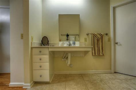 Bathroom Sinks Handicap Accessible
