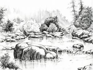 180 best Drawing : landscape images on Pinterest ...