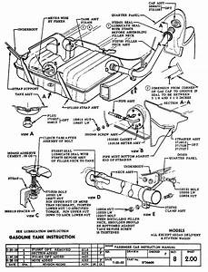 56 Chevy Gas Tank Replacement