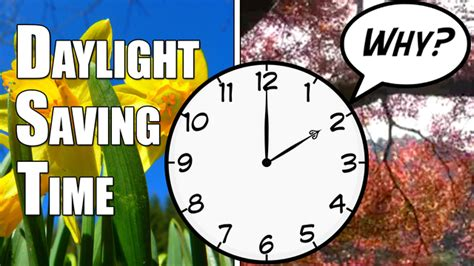 Day Light Saving Time Change by Daylight Saving Time Why We Change Our Clocks A