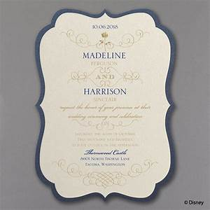 disney fairy tale ksw exclusive invitations With disney wedding invitations canada