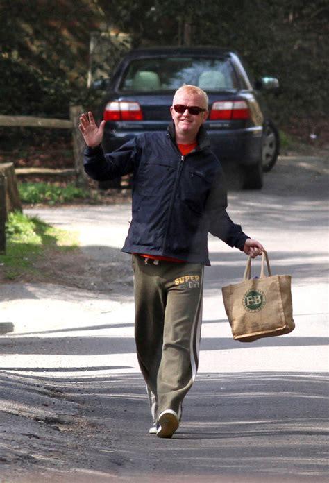 foto de Chris Evans (presenter) Photos Chris Evans Drives his