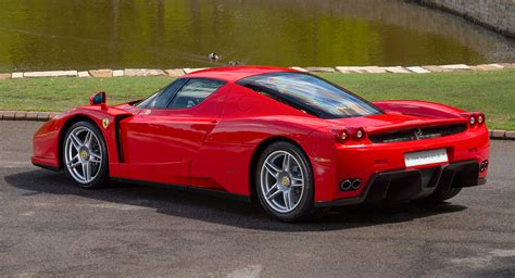The design did nothing for me, but it's more functional than flare. This Is The Second Ferrari Enzo Ever Built And It's For Sale | Carscoops